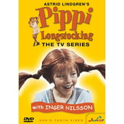 Pippi Longstocking: The TV Series (DVD) for $<!---->