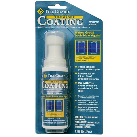 Homax - Tile Grout Coating, White, w/Applicator, Carded