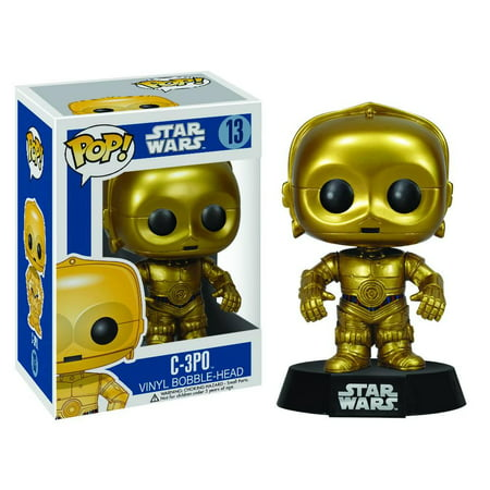 Pop Star Wars C3po Vinyl Figure (Other)](C 3 Po)