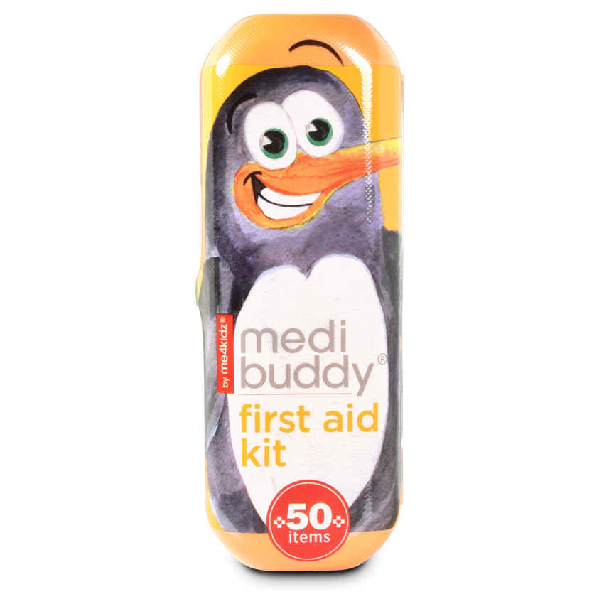 MediBuddy - First Aid Kit To Go by me4kidz (Penguin)