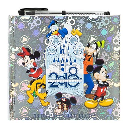 Photo Pen (2018 Walt Disney World Autographs and Photographs Book with)