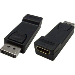 DISPLAYPORT TO HDMI ADAPTER DP M HDMI F 1080P 4K HDTV
