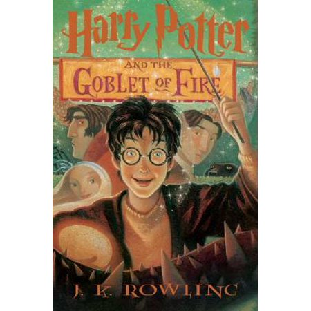Harry Potter and the Goblet of Fire (Hardcover) (Harry Potter And The Goblet Of Fire Music)