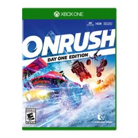 Onrush Day One Edition, Square Enix, Xbox One, 816819015063
