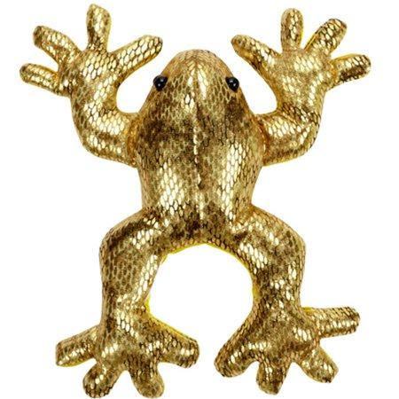 Awesome Shimmering Gold Colored Bean Bag Frog By Ganz Frankydiablos Diy Chair Ideas Frankydiabloscom
