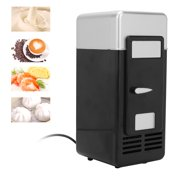 Sonew For Weight Loss Slim Patch Mini USB Fridge Compact Cooler Foods Skin Care Product Storage Small Refrigerator Facial Massager