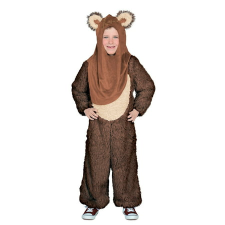 Classic Star Wars Premium Wicket Halloween Costume Jumpsuit - Espn Star Wars Halloween