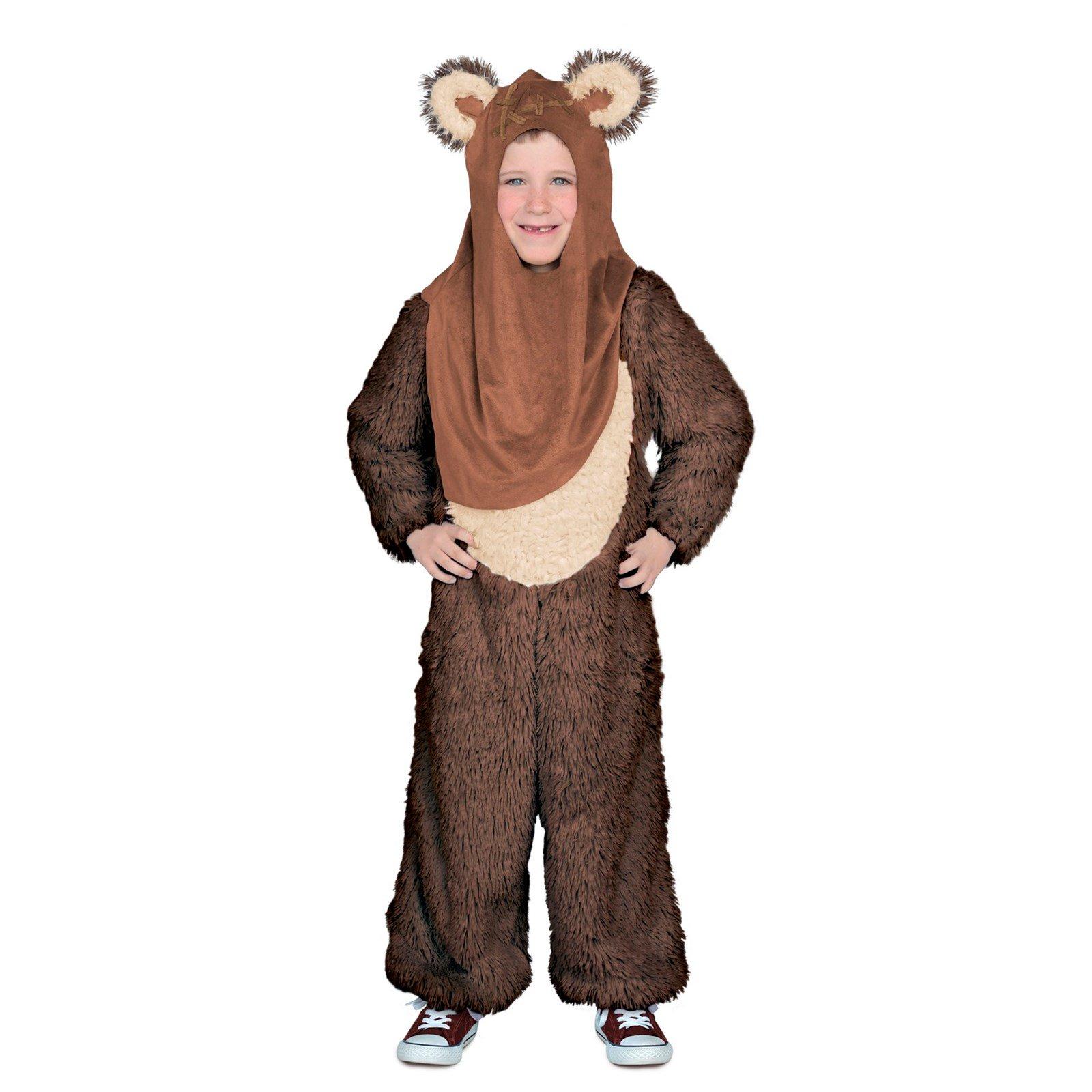 Classic Star Wars Premium Wicket Halloween Costume Jumpsuit