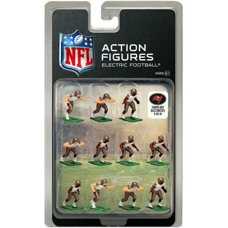 huge discount c5fd3 22cd1 Tampa Bay Buccaneers Away Uniform NFL Action Figure Set