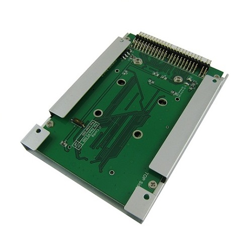 IDE to PATA mini PCI-e Adapter with 2.5 Inch Aluminum Housing