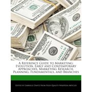 A Reference Guide to Marketing (Paperback)