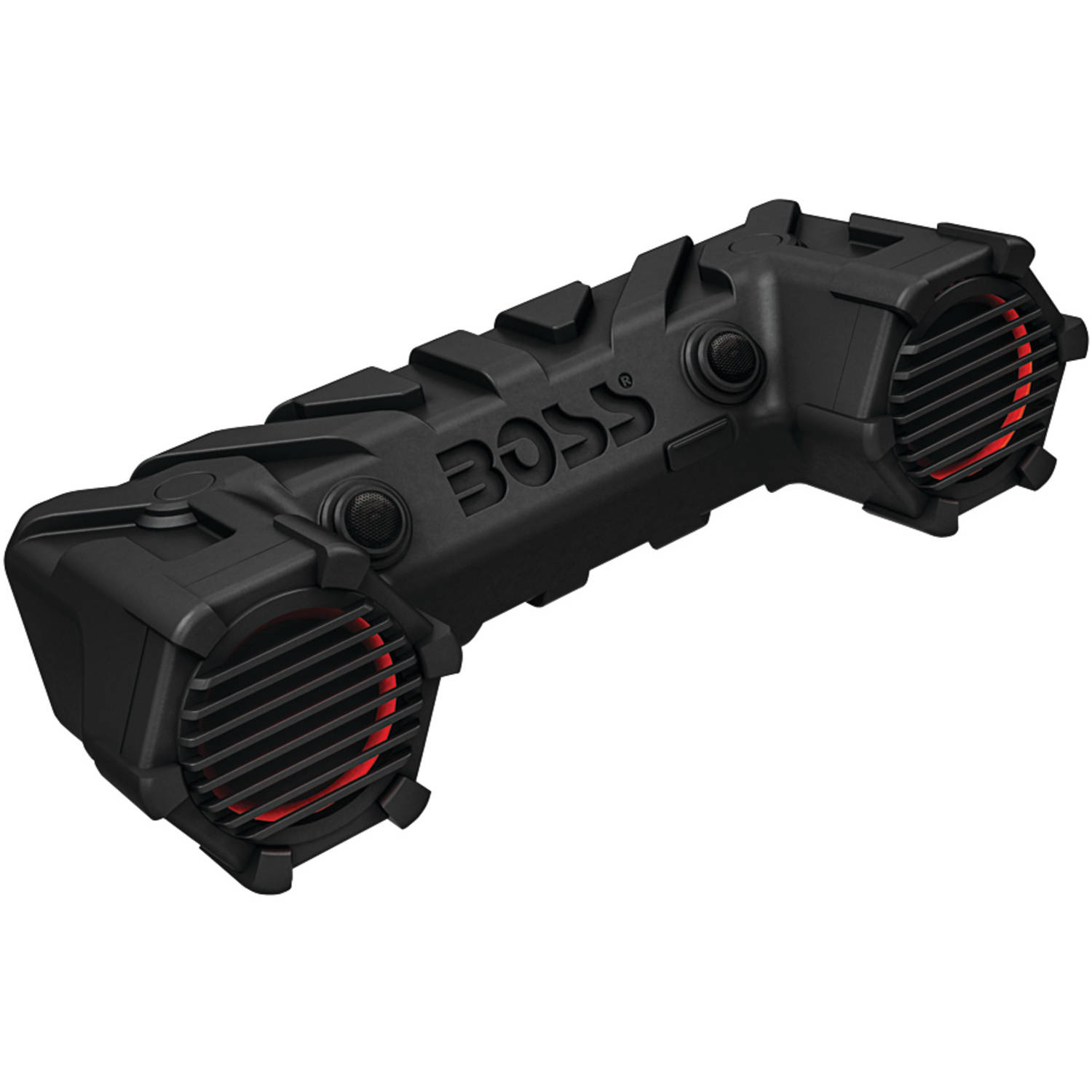 Boss Audio ATV30BRGB - Powersports Plug & Play Bluetooth Sound System with 450 Watt Built-in Amplifier