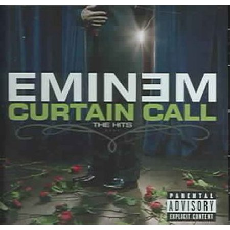 Curtain Call: The Hits (CD) (explicit)