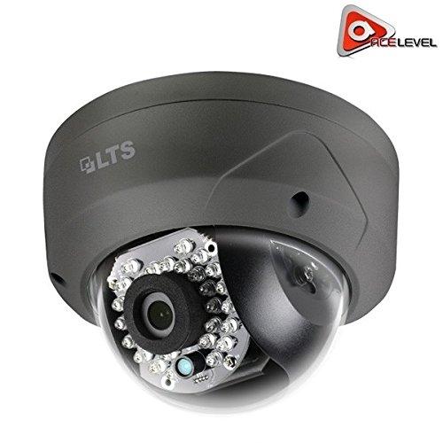 LTS, Surveillance Camera, CMIP7442B-28M Platinum Fixed Lens Dome Network IP Camera 4.1MP - 2.8mm
