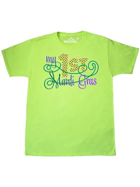 My 1st Mardi Gras with Beads T-Shirt