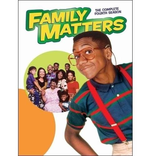 Family Matters: The Complete Fourth Season (Widescreen) by WARNER HOME VIDEO