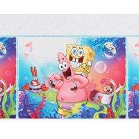 "SpongeBob SquarePants Plastic Table Cover 54"" x 96"""
