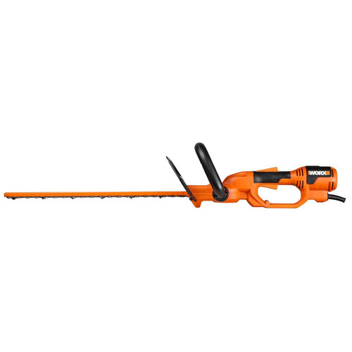 Worx WG212 3.8 Amp 20 in. Dual-Action Hedge Trimmer by WORX