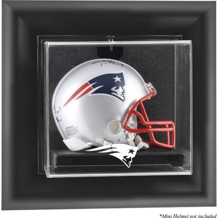 Mounted Memories NFL Wall Mounted Mini Helmet Logo Display Case