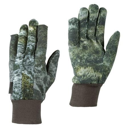 Mossy Oak Mountain Country Men's Jersey Gloves