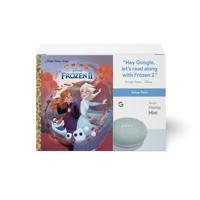 Google Home Mini & Frozen II Book Bundle