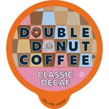 Double Donut K-Cup Pods