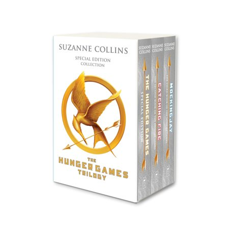 Hunger Games: The Hunger Games 10th Anniversary Boxset (Other)](Hunger Games Plates)