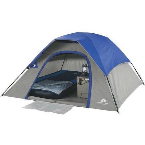 Ozark Trail 3-Person Dome Tent  sc 1 st  Walmart & Ozark Trail 3-Person Dome Tent - Walmart.com
