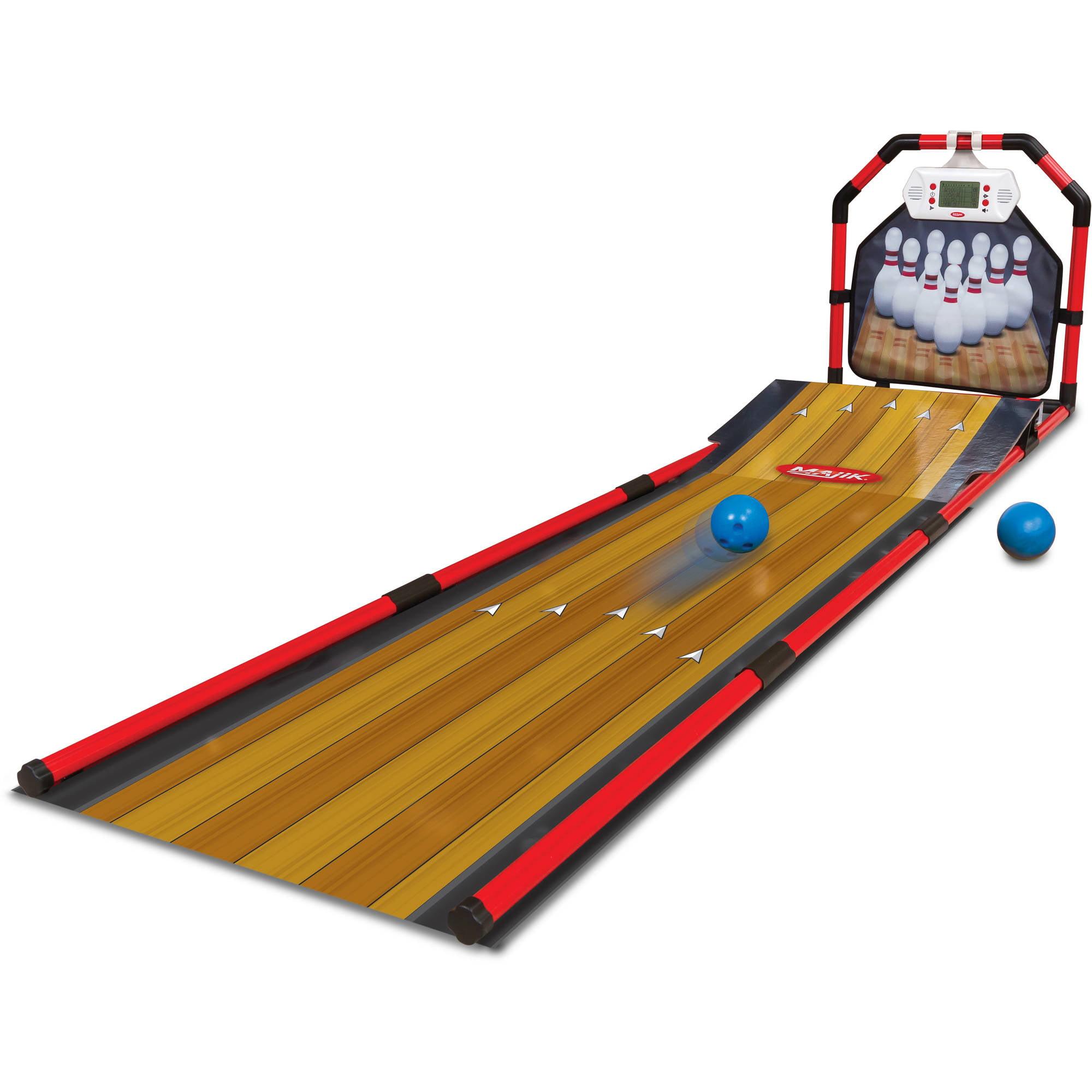 Majik Roll-A-Strike Electronic Bowling Game