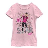 Jojo Siwa Girls' Be Your Own Star T-Shirt