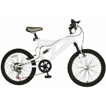 Dual Suspension Mountain Bike, 20 inch wheels, 15 inch frame, Men\'s ...