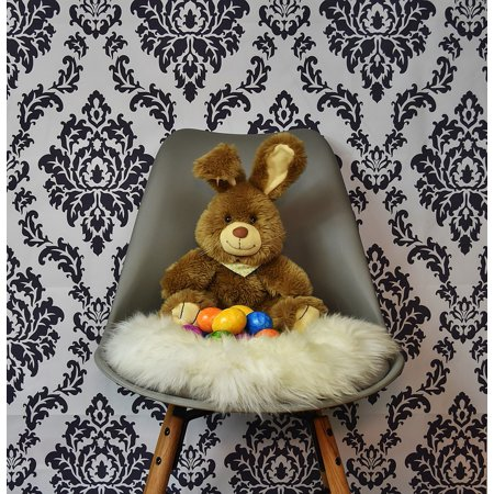 Greetings Frame (Framed Art for Your Wall Easter Easter Greetings Easter Bunny Happy Easter 10x13)