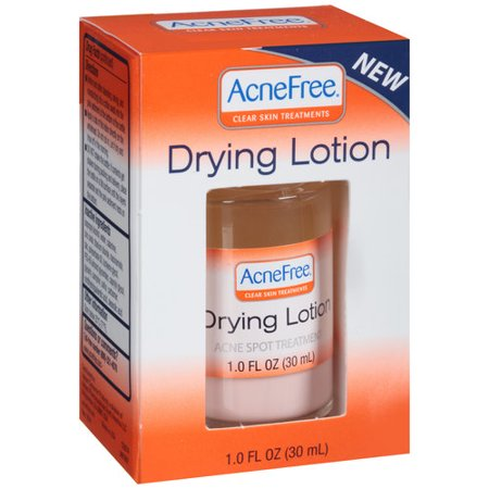 Image of AcneFree Drying Lotion Acne Spot Treatment, 1 fl oz
