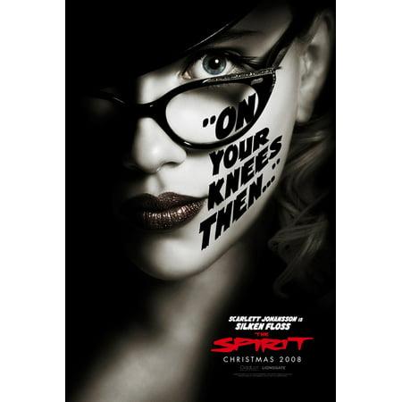 The Spirit Poster Movie C  27X40