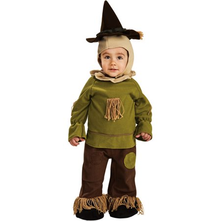Scarecrow Infant Halloween Costume](Piglet Halloween Costume Newborn)