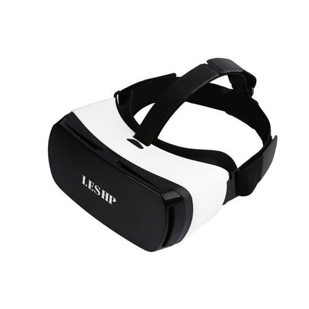 VR Headset Compatible with iPhone & Android Phone - Universal Virtual Reality Goggles - Play Your Best Mobile Games 360 Movies with Soft & Comfortable New 3D VR Glasses