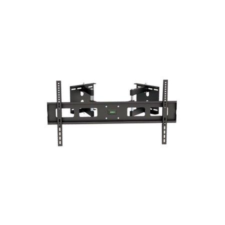 "Mount-it Tilt/Articulating Arm Universal Coner Mount for 37"" – 63"" LCD/Plasma/LED"