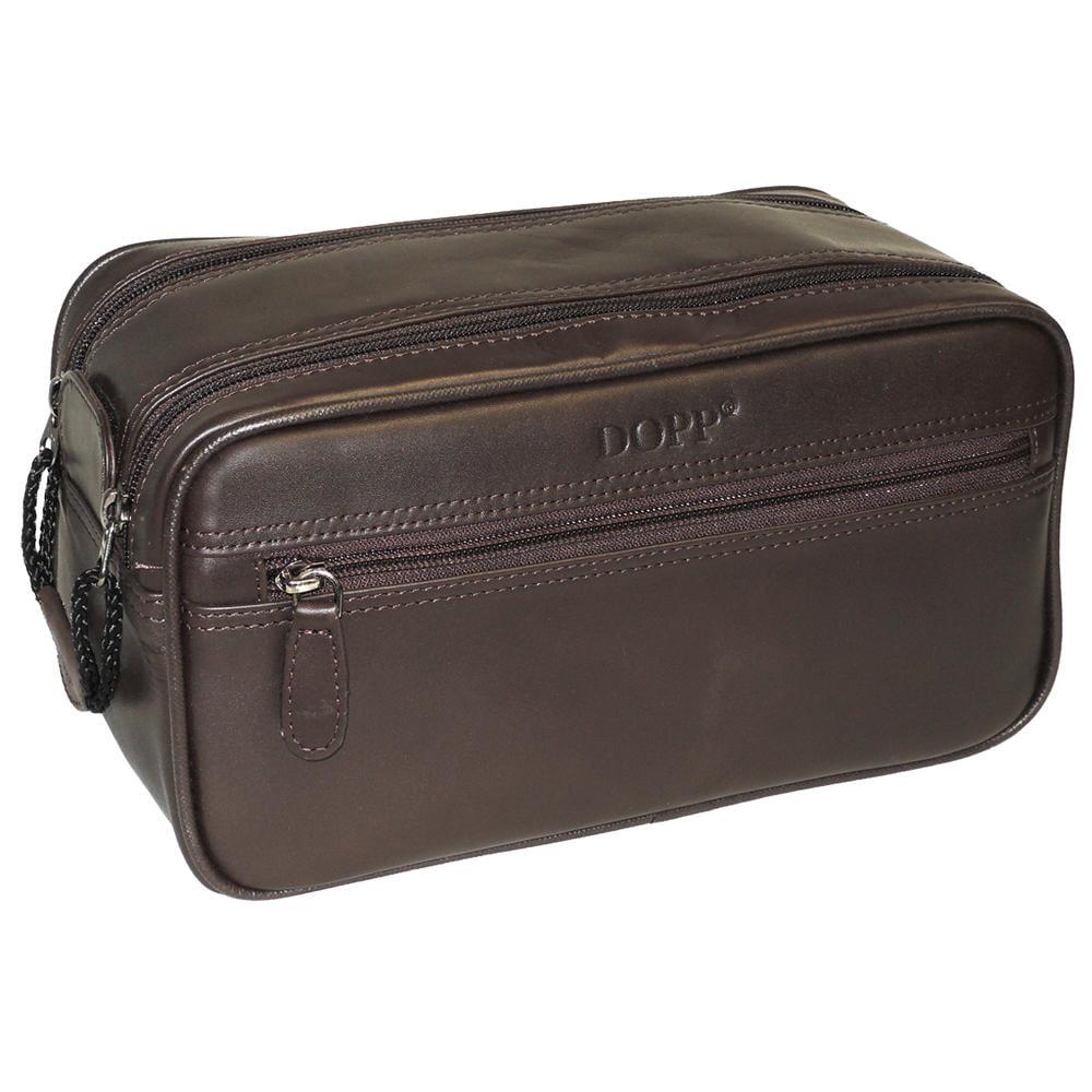 Dopp Seasoned Traveler Soft Sided Multi-Zip Travel Kit