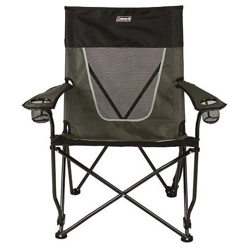 Coleman Ultimate Comfort Sling Chair, Gray by COLEMAN