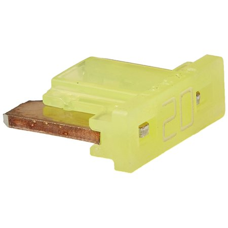 BP/ATM-20LP-RP 20 Amp Low Profile ATM Blade Fuse, 20 amps By Bussmann Ship  from US