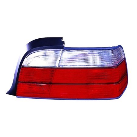 Go-Parts » 1992 - 1995 BMW 325i Rear Tail Light Lamp Assembly / Lens /  Cover - Right (Passenger) Side - (Convertible) 63 21 8 353 274 BM2801106