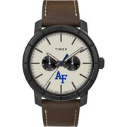 Men's Air Force Academy Falcons Timex Watch Home Team Leather Watch