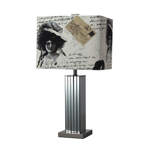 Dimond Lighting  D2159  Table Lamps  Meade  Lamps  ;Black Nickel