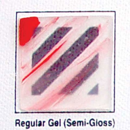 Golden - Regular Gel - Semi-Gloss - Quart (Regular Gel Gloss)