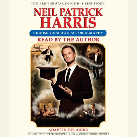 Neil Patrick Harris: Choose Your Own Autobiography - Audiobook