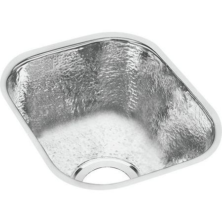 Elkay SCUH1012SH Gourmet Stainless Steel Single Bowl Undermount Bar Si