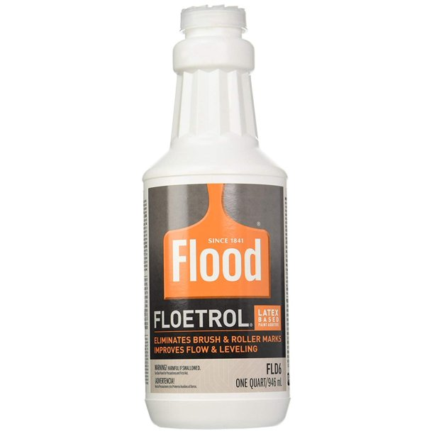 Flood Ppg Fld6 04 Floetrol Additive 1 Quart By Floodppg Walmart Com Walmart Com