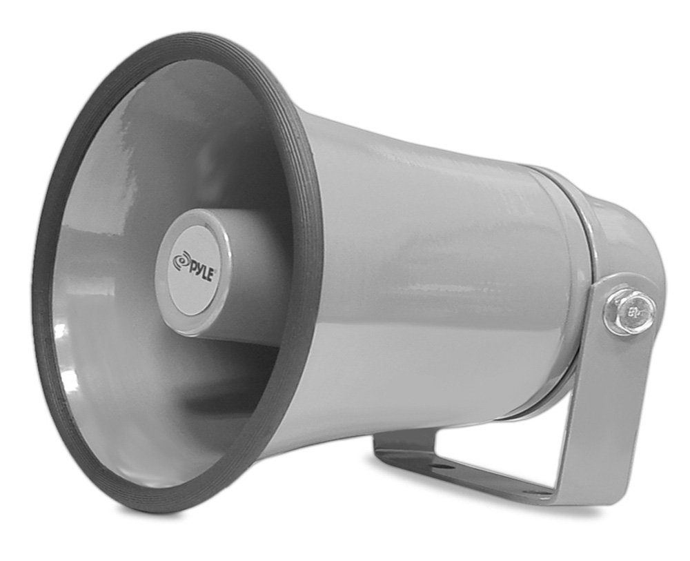 PHSP8K 8.1-Inch Indoor Outdoor 50 W PA Horn Speaker, ship from USA,Brand Pyle by Pyle