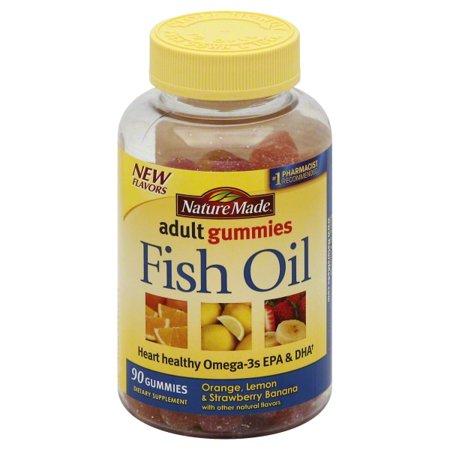Nature Made Adult Gummies Fish Oil  Gummies