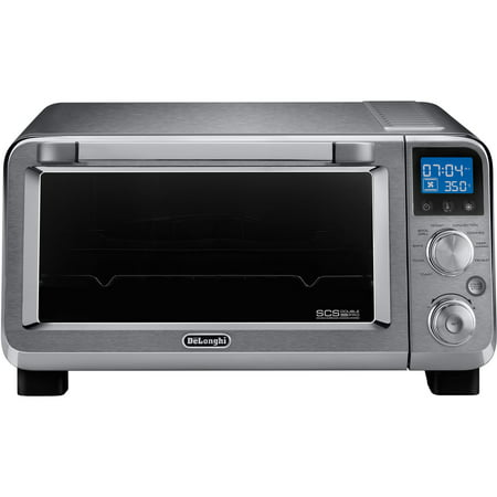 DeLonghi Livenza 0.5 Cu. Ft. Countertop Convection (Delonghi 0-5 Cu Ft Digital Convection Toaster Oven)